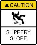 slippery 0