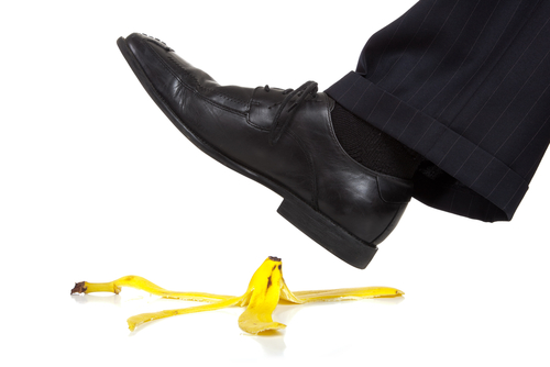 stepping-on-banana-peel