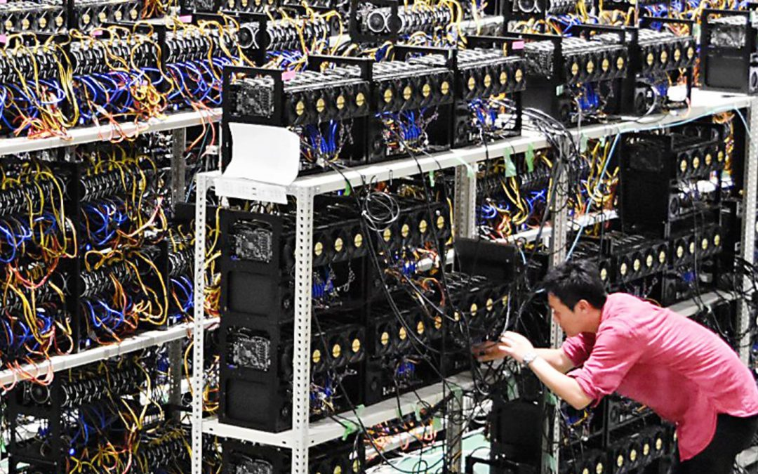 Bitcoin rises after China region declares war on crypto mining