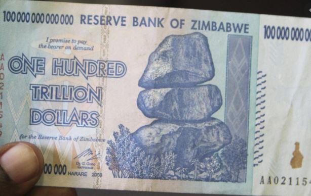 Win A Trillion Dollar Bill!
