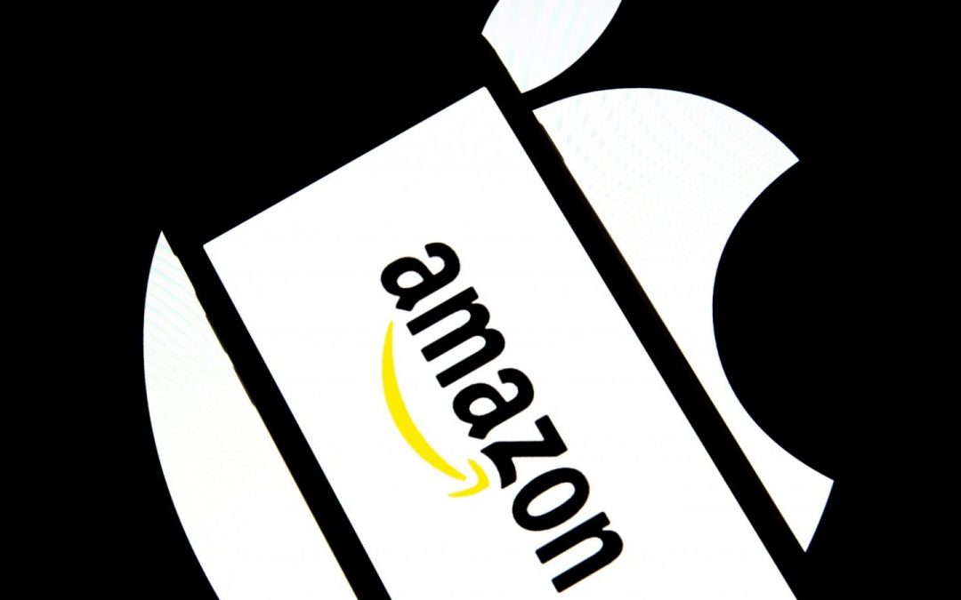 Here's a shocker: Amazon and Apple are plotting…