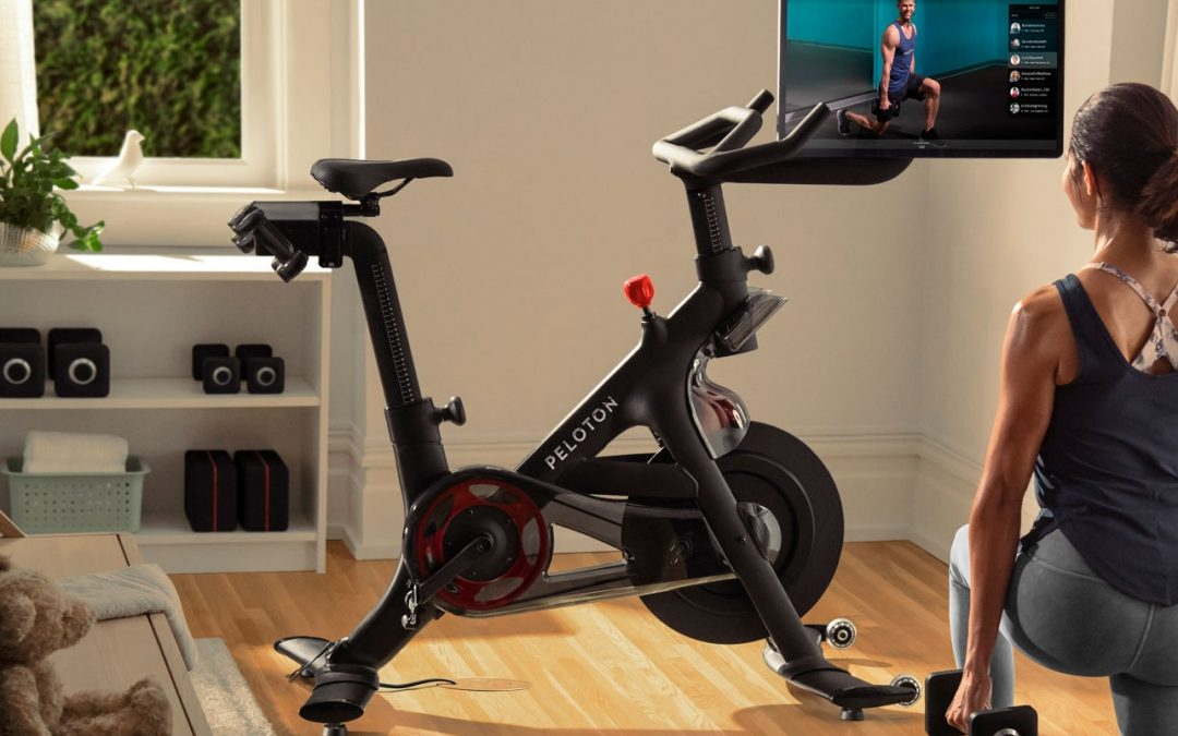 You know we're living in the interesting times when you have to worry about people hacking your fancy exercise bike.