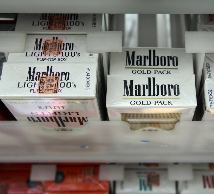 Marlboro Maker CEO Says The Company Plans To Stop Selling Smokes In The U.K.