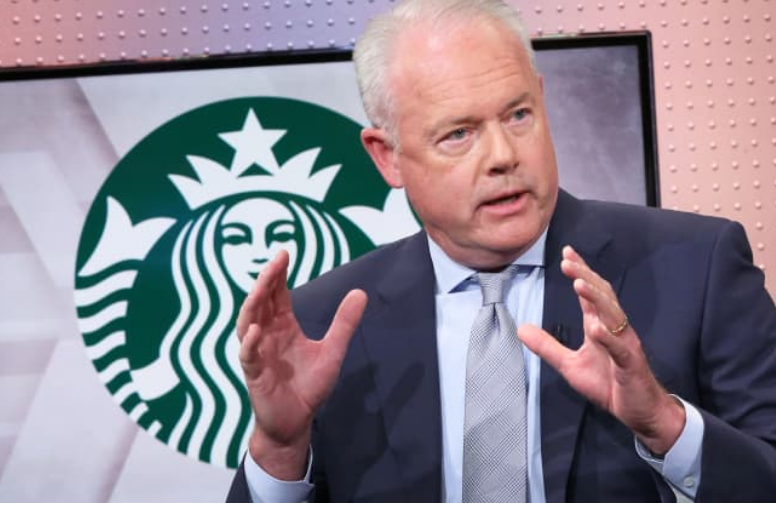 Starbucks earnings beat, fueled by strong U.S. cold beverage sales, but its shares drop on weak China outlook