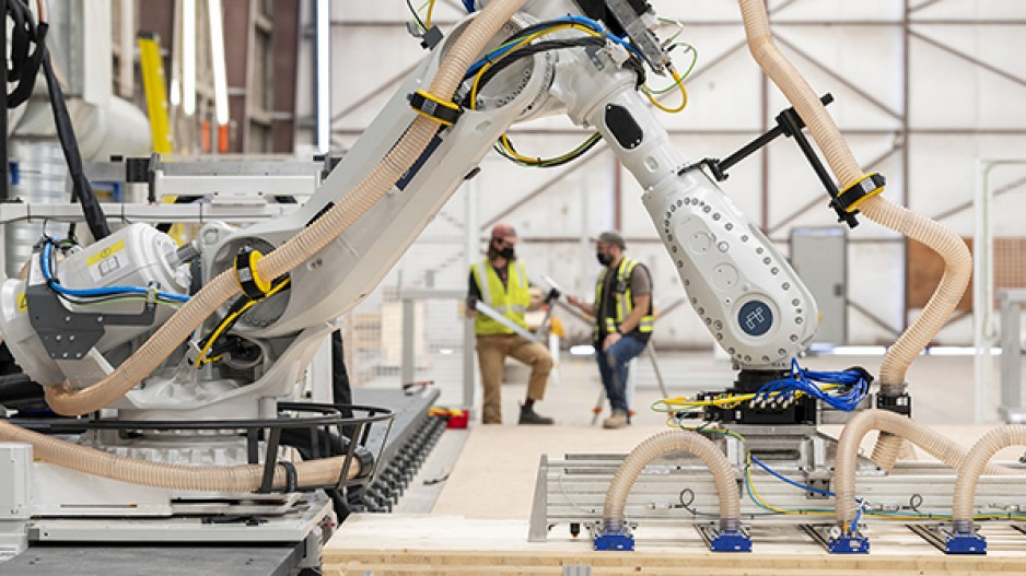 Vancouver construction firm turns to robotics to address housing challenges