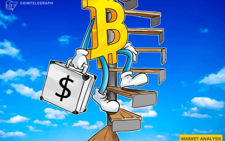 BTC price model creator: Bitcoin bull market '2nd leg has started'